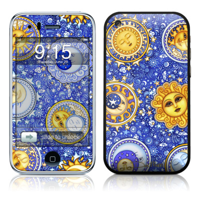 iPhone 3G Skin - Heavenly