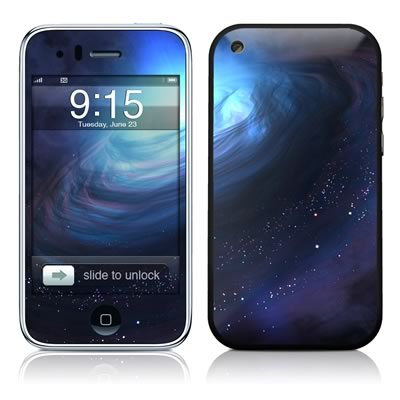 iPhone 3G Skin - Hidden Forces