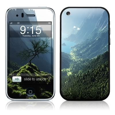 iPhone 3G Skin - Highland Spring