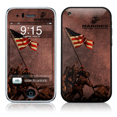 iPhone 3G Skin - Honor