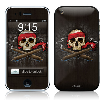 iPhone 3G Skin - High Seas Drifter