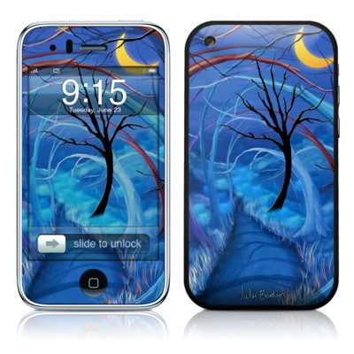 iPhone 3G Skin - Ichabods Forest