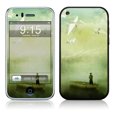 iPhone 3G Skin - If Wishes