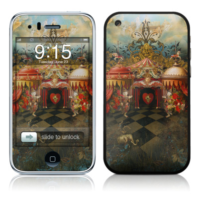 iPhone 3G Skin - Imaginarium