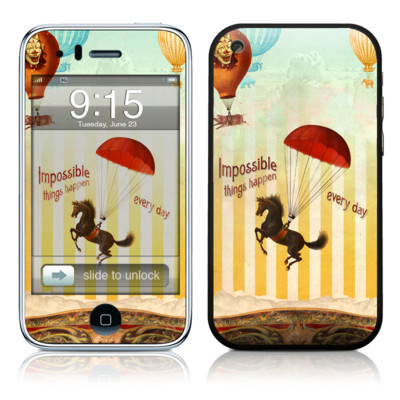 iPhone 3G Skin - Impossible