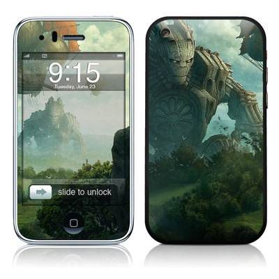 iPhone 3G Skin - Invasion