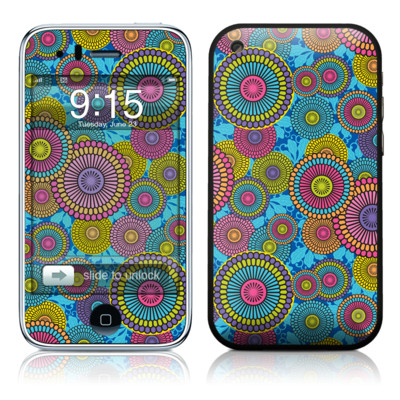 iPhone 3G Skin - Kyoto