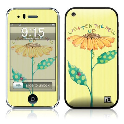 iPhone 3G Skin - Lighten Up