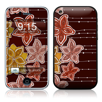 iPhone 3G Skin - Lila
