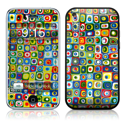 iPhone 3G Skin - Line Dancing