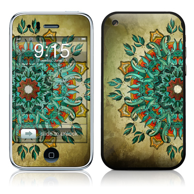 iPhone 3G Skin - Mandela