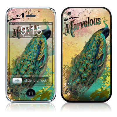iPhone 3G Skin - Marvelous