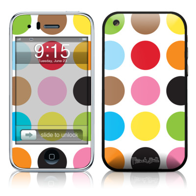 iPhone 3G Skin - Multidot
