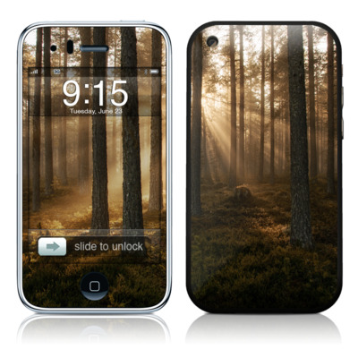 iPhone 3G Skin - Misty Trail