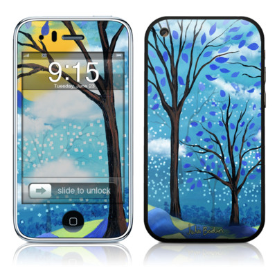iPhone 3G Skin - Moon Dance Magic