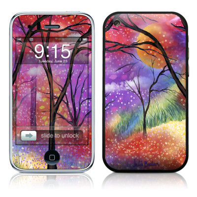 iPhone 3G Skin - Moon Meadow