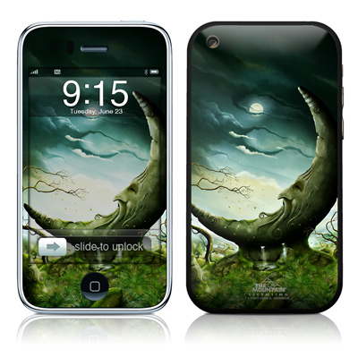 iPhone 3G Skin - Moon Stone
