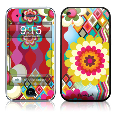 iPhone 3G Skin - Mosaic