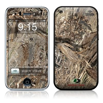 iPhone 3G Skin - Duck Blind