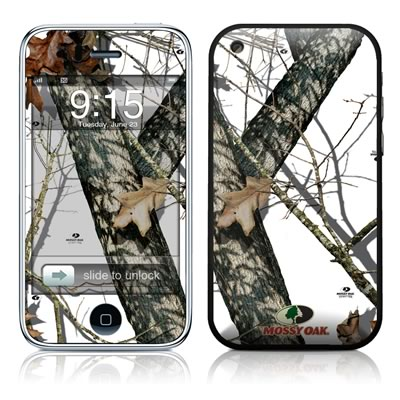 iPhone 3G Skin - Winter