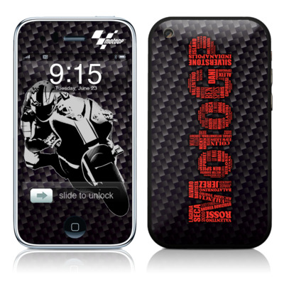 iPhone 3G Skin - MotoGP