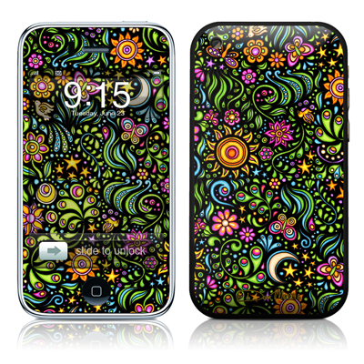 iPhone 3G Skin - Nature Ditzy