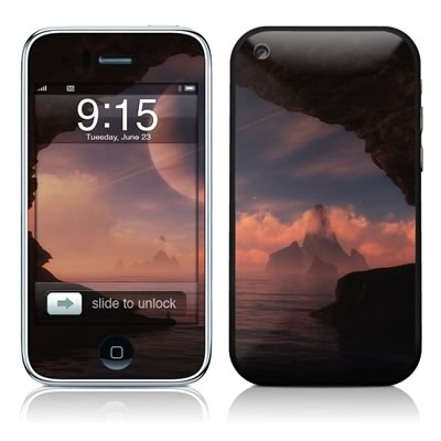 iPhone 3G Skin - New Dawn