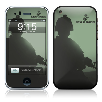 iPhone 3G Skin - Night Vision