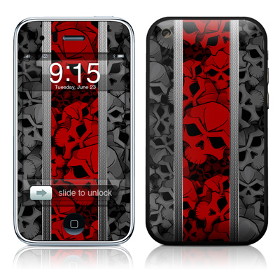 iPhone 3G Skin - Nunzio