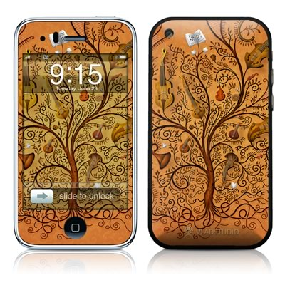 iPhone 3G Skin - Orchestra