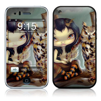 iPhone 3G Skin - Owlyn
