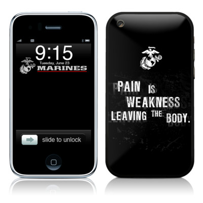 iPhone 3G Skin - Pain