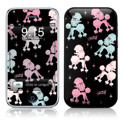 iPhone 3G Skin - Poodlerama