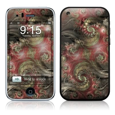 iPhone 3G Skin - Reaching Out