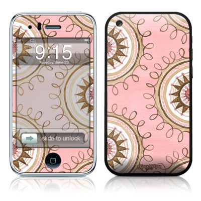 iPhone 3G Skin - Retro Glam