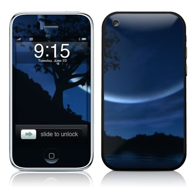 iPhone 3G Skin - Reverie