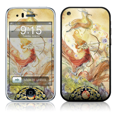 iPhone 3G Skin - Sagittarius