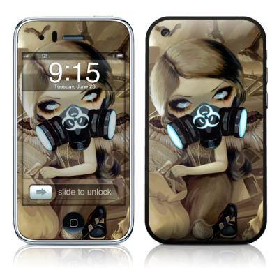 iPhone 3G Skin - Scavengers