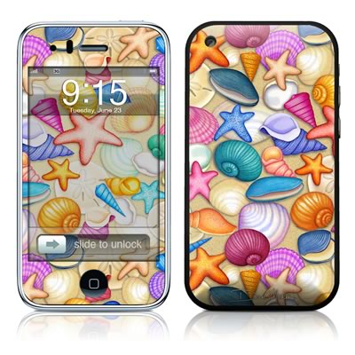 iPhone 3G Skin - Shells