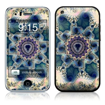 iPhone 3G Skin - Sea Horse