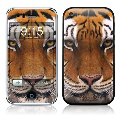 iPhone 3G Skin - Siberian Tiger