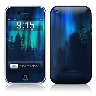 iPhone 3G Skin - Song of the Sky