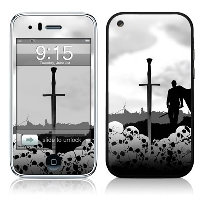 iPhone 3G Skin - Slayer