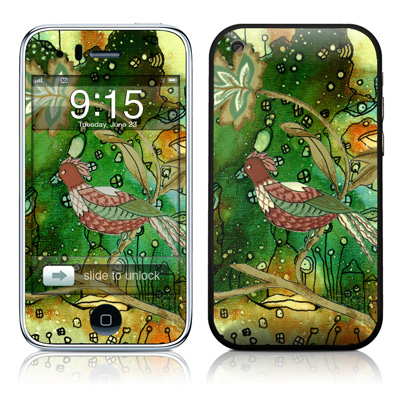 iPhone 3G Skin - Sing Me A Song