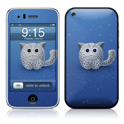 iPhone 3G Skin - Snow Leopard