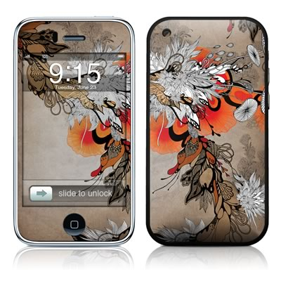 iPhone 3G Skin - Sonnet