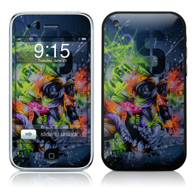 iPhone 3G Skin - Speak