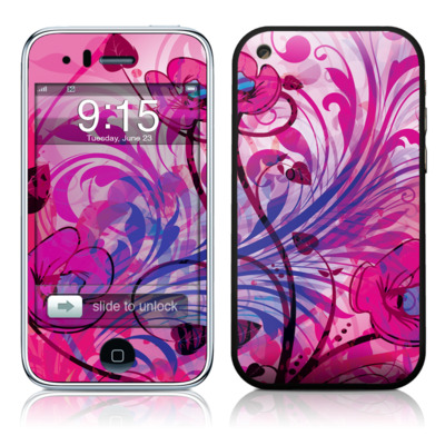 iPhone 3G Skin - Spring Breeze