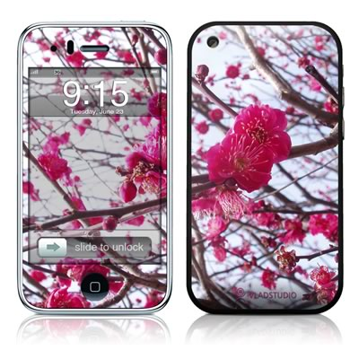 iPhone 3G Skin - Spring In Japan