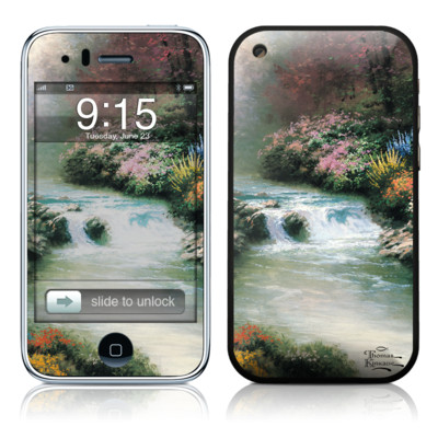 iPhone 3G Skin - Beside Still Waters